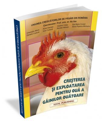Creșterea și exploatarea pentru ouă a găinilor ouătoare